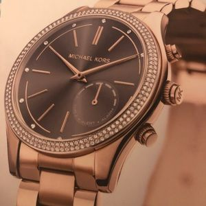 Michael Kors hybrid watch mkt4005